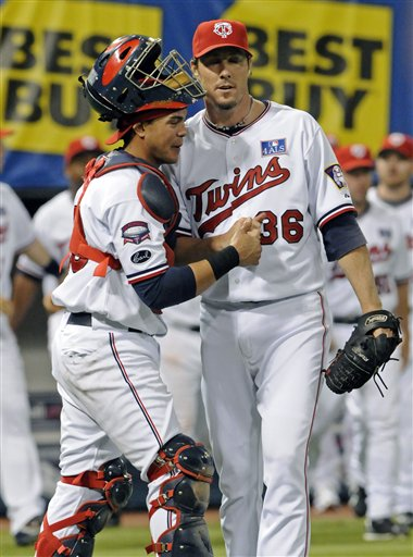 Joe Nathan, Jose Morales
