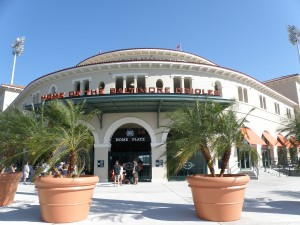 Ed Smith Stadium, Sarasota