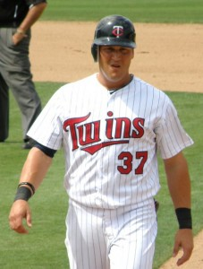 Sean Burroughs appears close to making the Opening Day roster for the Twins