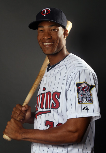 Pedro Florimon, Twins Media Day (February 26, 2012 - Source: Elsa/Getty Images North America)