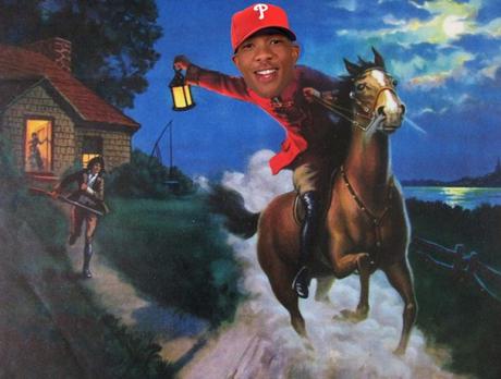 Ben Revere rides to Philadelphia!