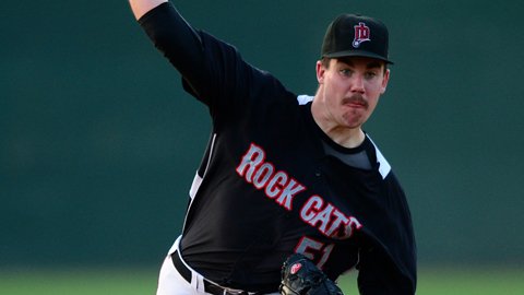 Trevor May's Mustache, and Trevor May