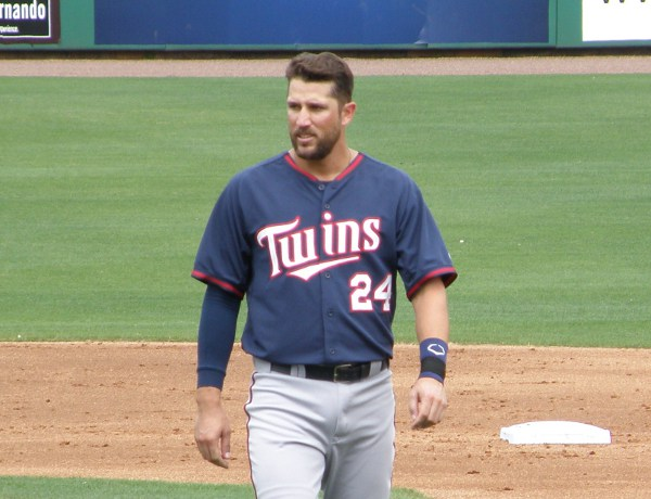 Trevor Plouffe (photo: Jim Crikket)