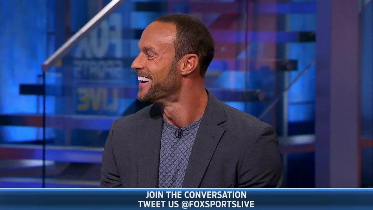 Gabe Kapler, Fox Sports Live