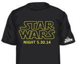 Star Wars t-shirt giveaway