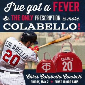 colabello cowbell promo