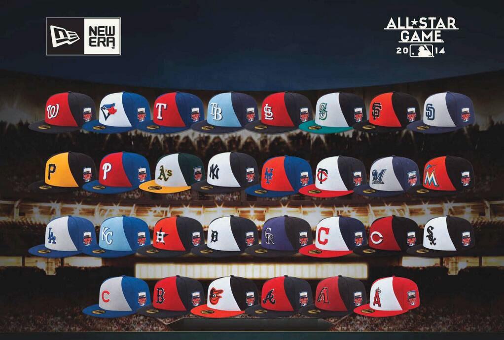 2014-MLB-ASG-Caps
