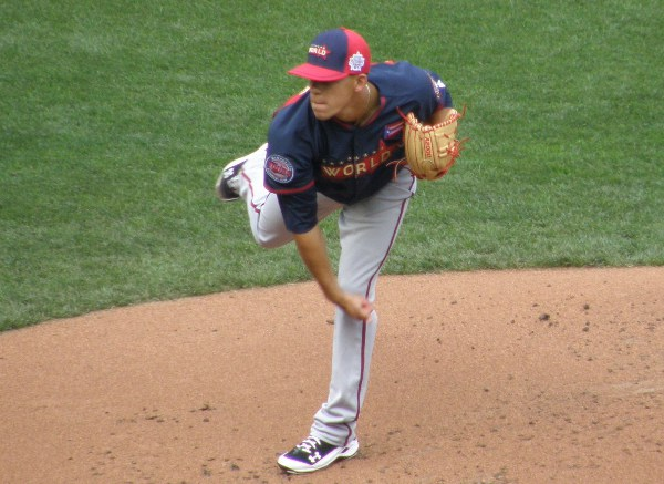 Jose Berrios, former CR Kernel, future Minnesota Twin