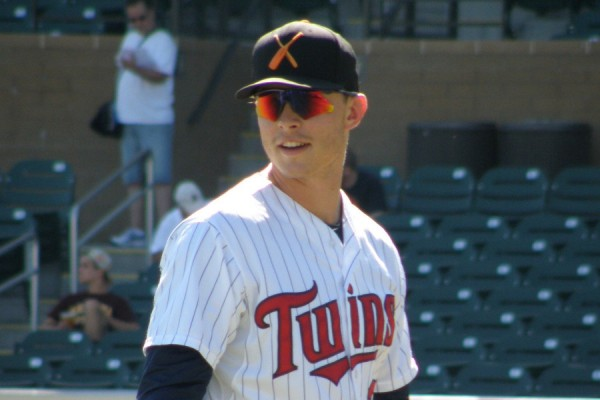 Max Kepler, in Arizona Fall League (2014)