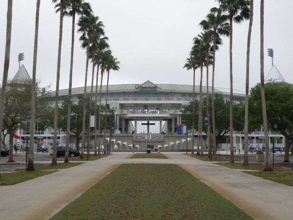 Century Link Field, Spring Training home of the Twins