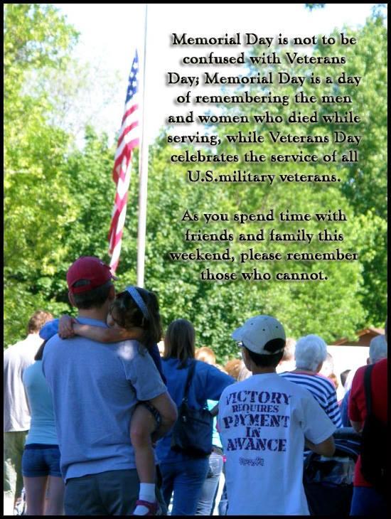 Memorial Day Meme