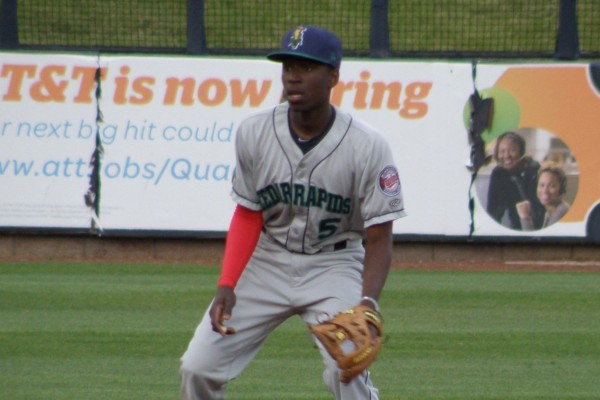 Nick Gordon sits atop a deep list of middle infield prospects in the Twins organization.