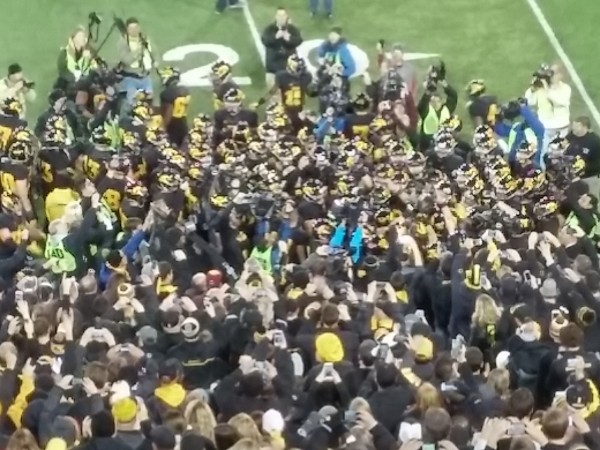 Floyd of Rosedale is in there somewhere.
