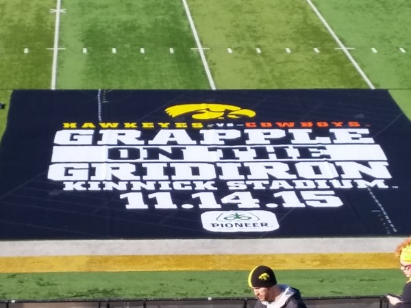 GrappleOnTheGridiron