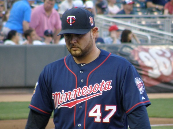 Ricky Nolasco (Photo: SD Buhr)