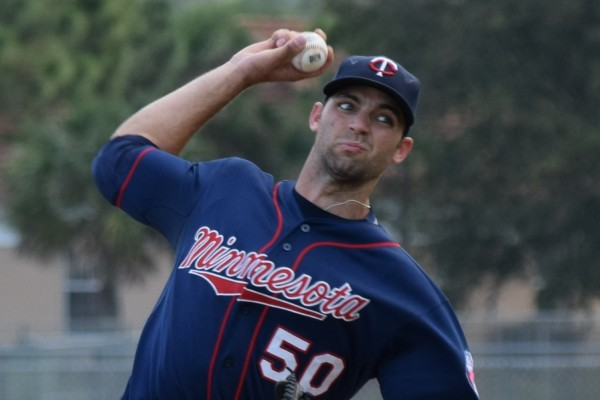 Randy led the Kernels staff with 9 wins and posted a 3.03 ERA in 2015. He will be the Opening Day starter for Cedar Rapids in 2016. (Photo: SD Buhr)